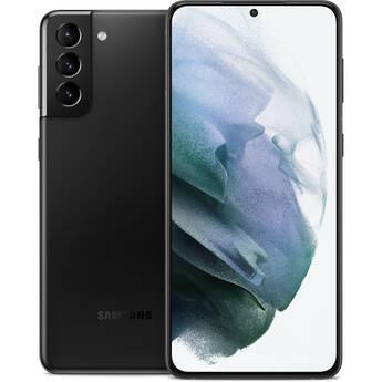 Samsung Galaxy S21 128GB 5G Smartphone Unlocked, Phantom Black