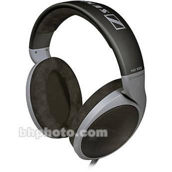 B&H Photo - Sennheiser HD 555 Audiophile Headphones - $89.95