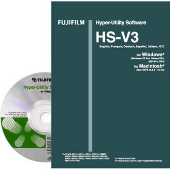 Fujifilm Hyper Utility HS V3 1 1b for Mac s5pro  on demonoind com  apple mac only preview 0