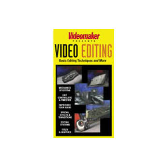 First Light Video Videomaker: Video Editing Training DVD