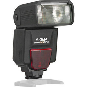 Sigma EF-530 DG Super TTL Flash for Sony & Minolta Digital SLR