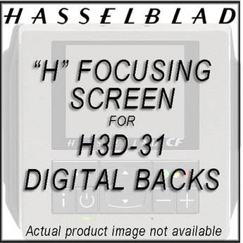 Hasselblad Focusing Screen H with 36 x 48mm Grid Markings for the CF 31 Megapixel Digital Back