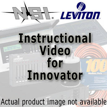 NSI / Leviton Video: Instruction Video for Innovator