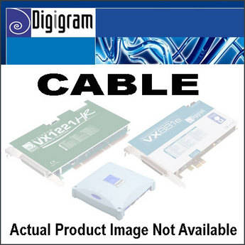 Digigram Breakout Cable for VX1222HR - Replacement