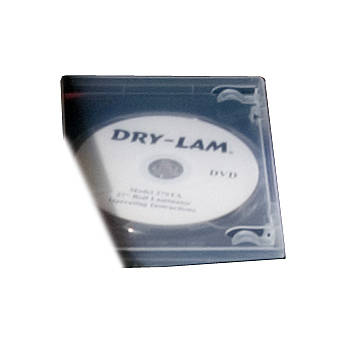 Dry Lam DVD Tutorial for the 27STA 27
