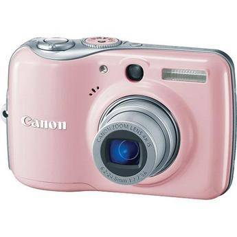 Canon Camera Pink