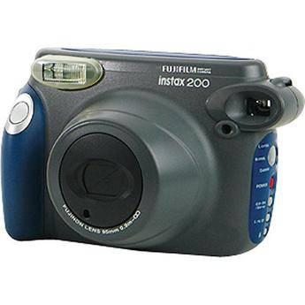 Fujifilm Instax 200 Instant Camera