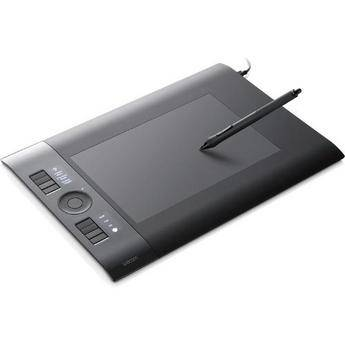 Wacom | Intuos4 Digital Tablet (Medium) | PTK640 | B&H Photo