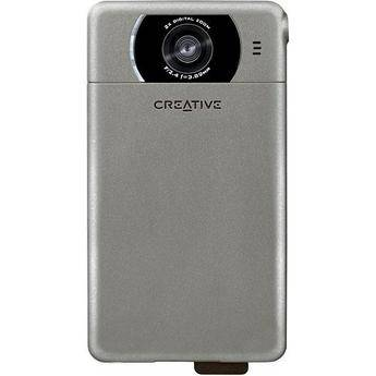 Creative Labs | Vado Pocket Video Camera (Silver) | 73VF05700001