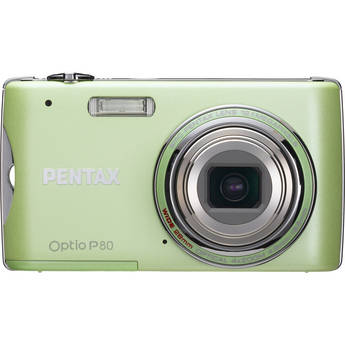 Pentax | Optio P80 Digital Camera (Mint) | 17951 | B&H Photo