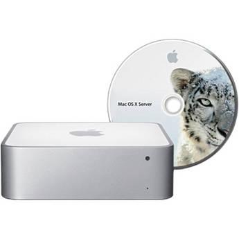 B&H Photo - Apple Mac mini  Core 2 Duo 2.53GHz Server - $699