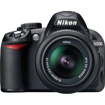 Nikon's new D3100. Get yours today!