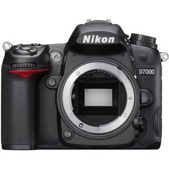 Nikon D7000 DSLR Camera (Body)