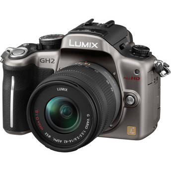 New Panasonic GH2 (with 1 0 firmware), 14mm lens and
