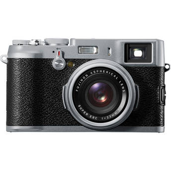 Fujifilm  Finepix X100 Digital Camera  16128244 B&H Photo Video :  digital technology rangefinder retro
