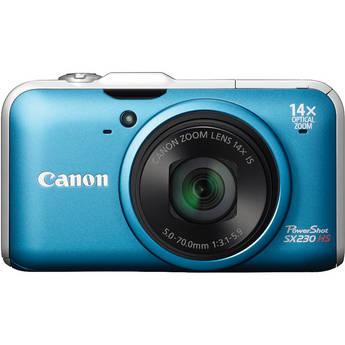 PowerShot SX230HS Blue