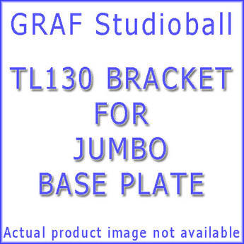 Studioball TL130 Bracket for Jumbo Plate