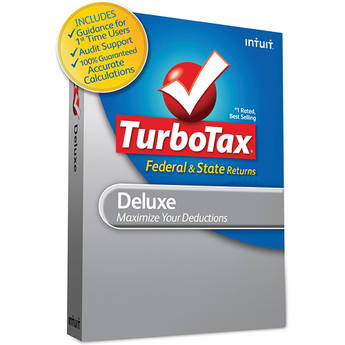 TurboTax Deluxe Federal and State 2011-SoSISO