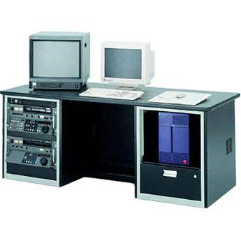 Charmant Winsted E4743 Dual Cabinet Workstation With Two Racks