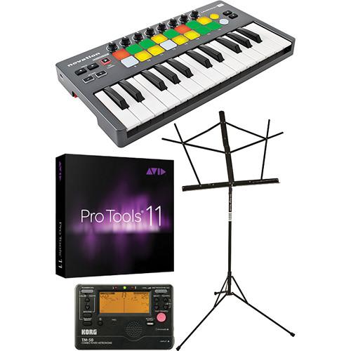 avid pro tools audio software midi controller music b h photo. Black Bedroom Furniture Sets. Home Design Ideas