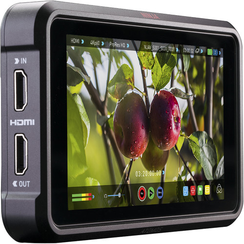 Atomos Ninja V Review A Powerful Monitor And Recorder In A Small Package Videomaker