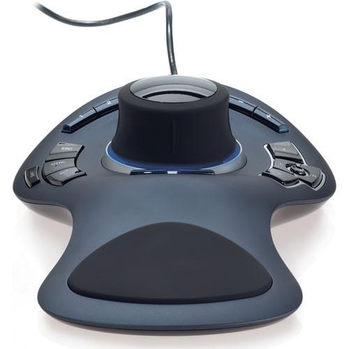 3Dconnexion SpaceExplorer 3D Mouse 3DX-700026 B&H Photo Video