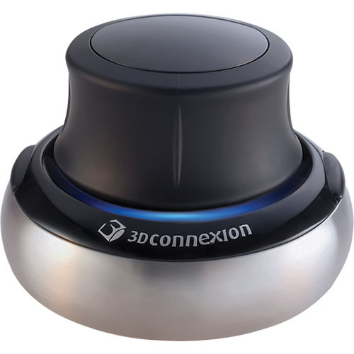 3Dconnexion SpaceNavigator SE 3D Mouse 3DX-700028 B&H Photo