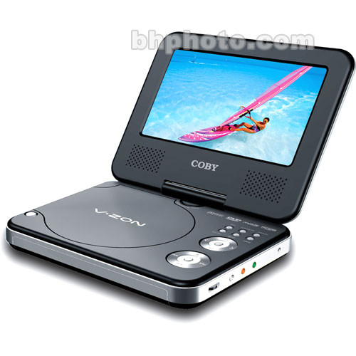 coby portable dvd player manual