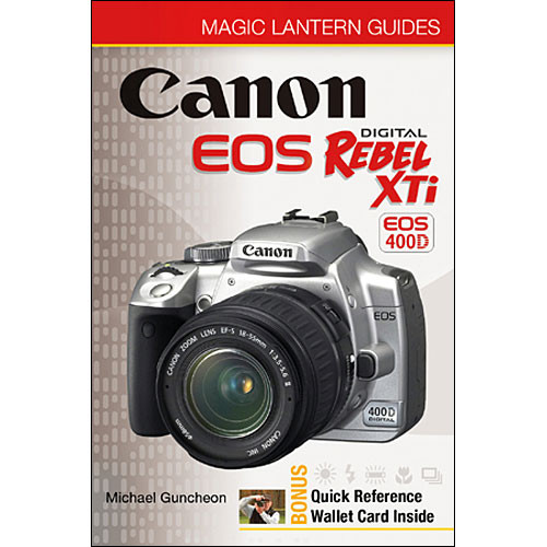 canon eos 400d instruction manual