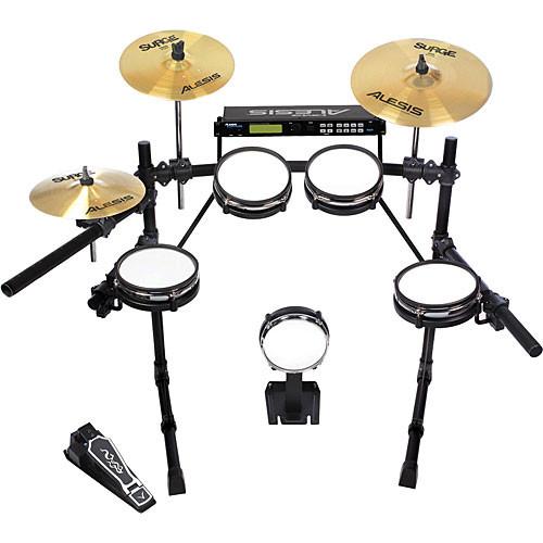 alesis dm5 pro kit electronic drum kit dm5 pro kit w surge cymbl. Black Bedroom Furniture Sets. Home Design Ideas