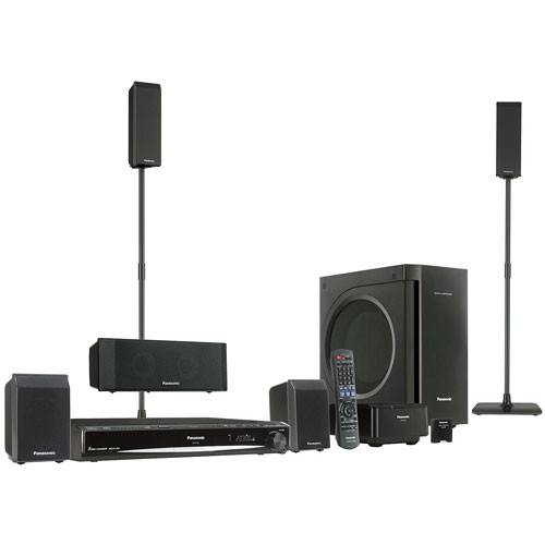 panasonic sc pt760 home theater system sc pt760 b h photo video. Black Bedroom Furniture Sets. Home Design Ideas