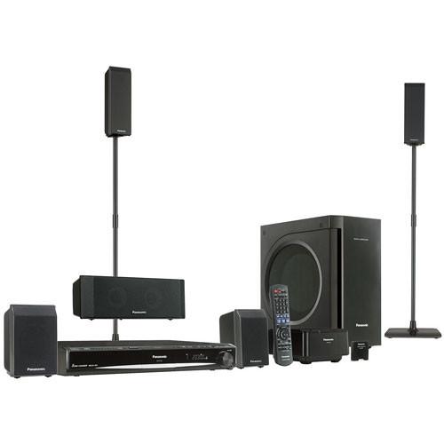 panasonic sc pt760 home theater system sc pt760 b h photo video. Black Bedroom Furniture Sets. Home Design Ideas