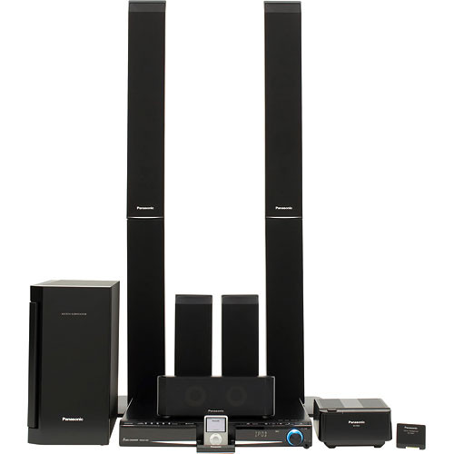 panasonic sc pt960 home theater system sc pt960 b h photo video. Black Bedroom Furniture Sets. Home Design Ideas