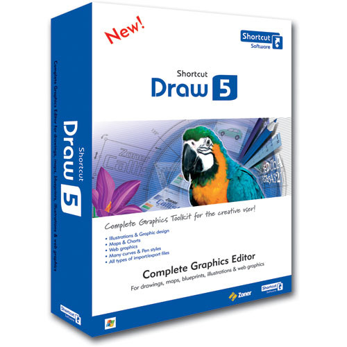 Shortcut software draw 5 software for windows ss r pd5 wi Drawing programs for windows