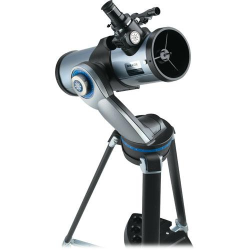 Meade Ds 2114ats Tc 4 5 Quot 114mm Reflector Telescope Kit