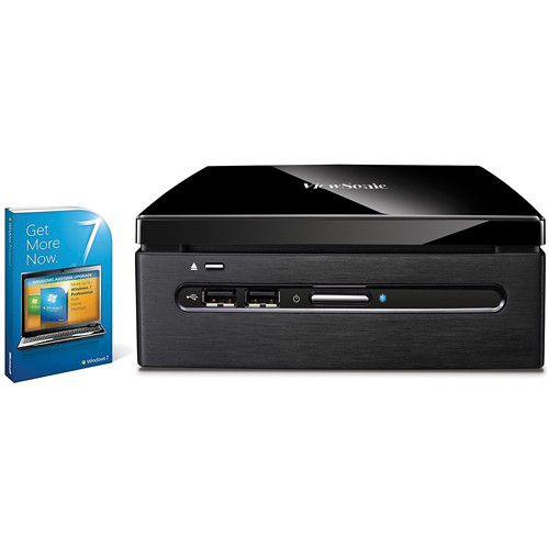viewsonic vot530 pc mini computer with windows 7 professional. Black Bedroom Furniture Sets. Home Design Ideas
