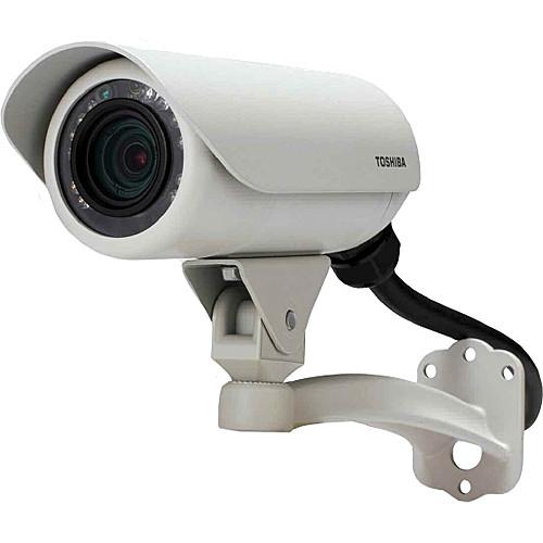 Toshiba ik wb70a ip network bullet camera ik wb70a b h photo for Web tv camera