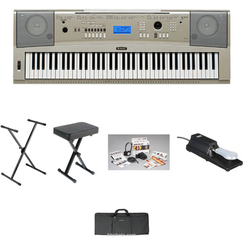 Yamaha Ypg  Bundle