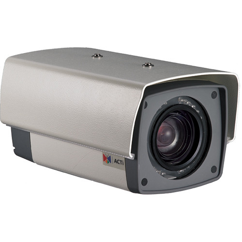 ACTi 4 MP IP IR Day/Night Outdoor Box Camera with ExDR KCM ...