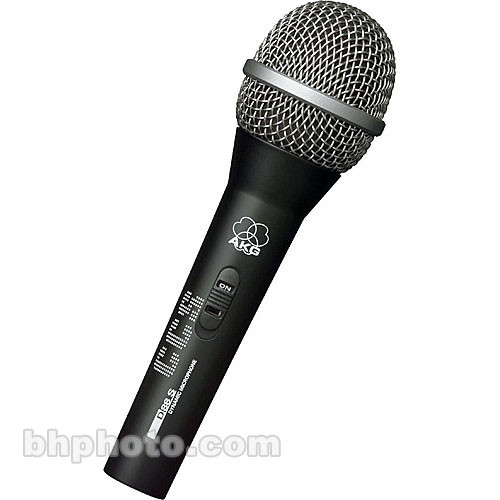 akg d88 s dynamic microphone d88s jack b h photo video. Black Bedroom Furniture Sets. Home Design Ideas