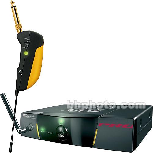 akg wms40 wireless guitar system guitarbug set30 b h photo video. Black Bedroom Furniture Sets. Home Design Ideas