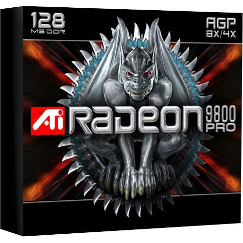 ATI RADEON 9800 PRO 128MB AGP DRIVER FOR MAC