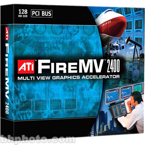 Firemv 2400 pci