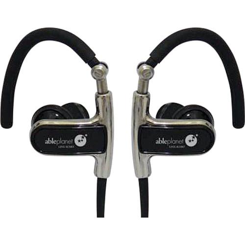 how to wear ear hook headphones