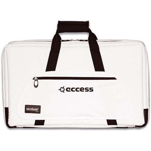 access music virus ti polar performer bag white ti2bagplrwhite. Black Bedroom Furniture Sets. Home Design Ideas