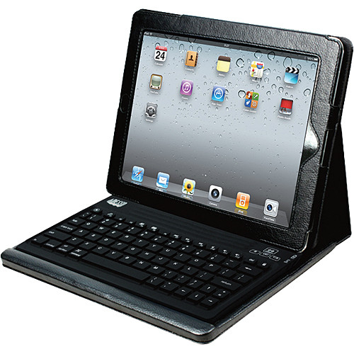 adesso compagno 2 bluetooth keyboard with carrying wkb 2000cd. Black Bedroom Furniture Sets. Home Design Ideas