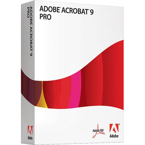 Adobe acrobat 9 pro extended install
