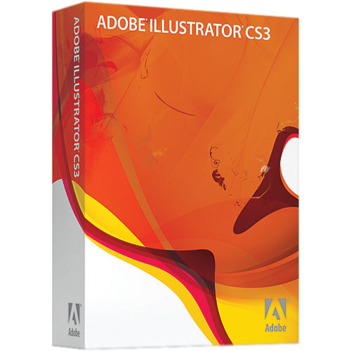 Adobe Illustrator Cs3 Vector Graphics Software For Mac