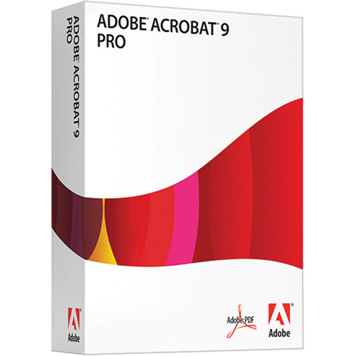adobe acrobat 9 professional update