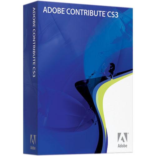 adobe contribute cs 3